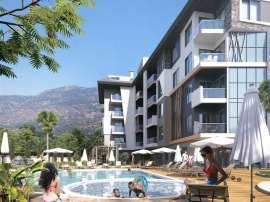 Modern apartments in Oba, Alanya by installment from a reliable developer - 39391   Tolerance Homes