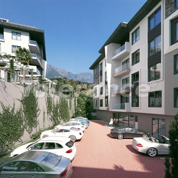 Modern apartments in Oba, Alanya by installment from a reliable developer - 39389   Tolerance Homes