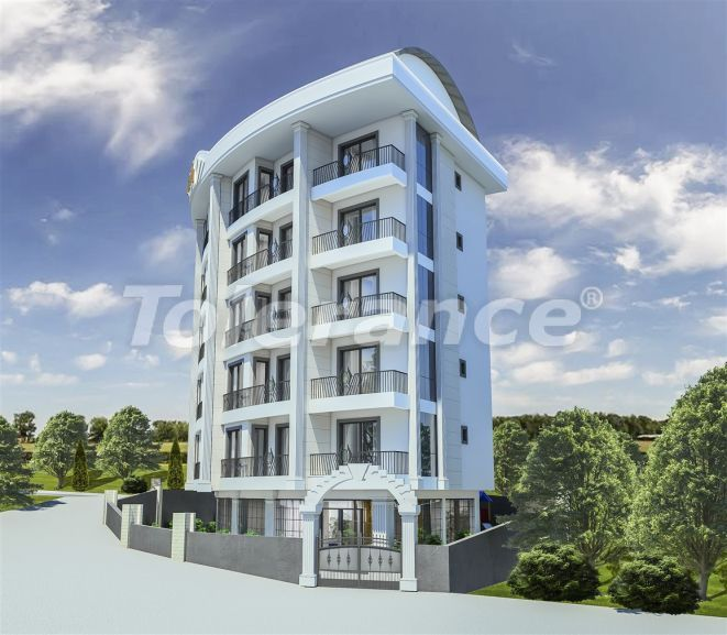 Apartments in Tosmur, Alanya in a modern complex with installments up to 1 year - 39399   Tolerance Homes