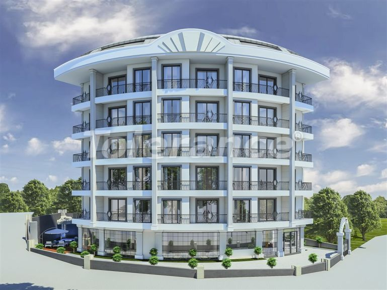 Apartments in Tosmur, Alanya in a modern complex with installments up to 1 year - 39400   Tolerance Homes