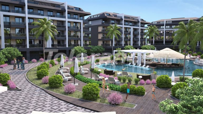 Exclusive project: luxury apartments in Oba, Alanya - 39432 | Tolerance Homes