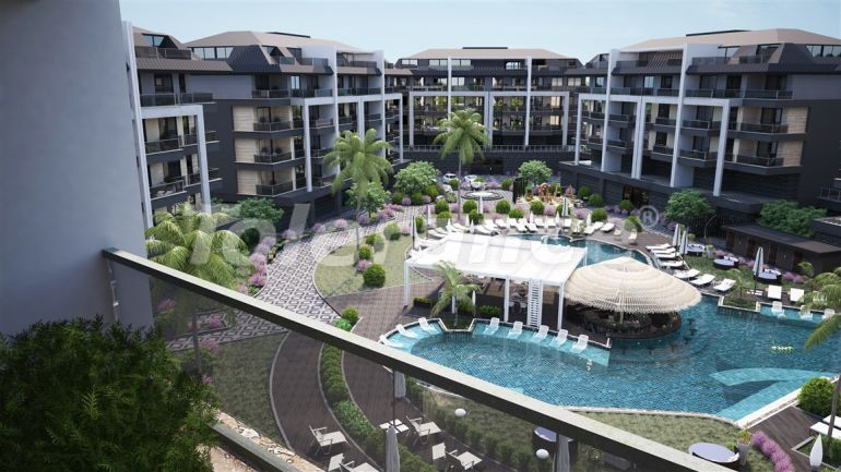 Exclusive project: luxury apartments in Oba, Alanya - 39434 | Tolerance Homes