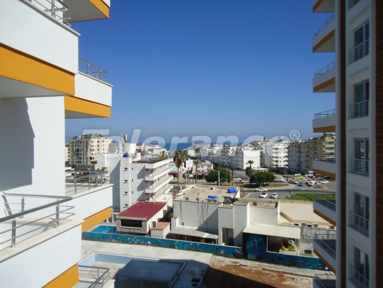 New two-bedroom apartments in Kizkalesi, Mersin just 400 meters from the sea - 39550   Tolerance Homes