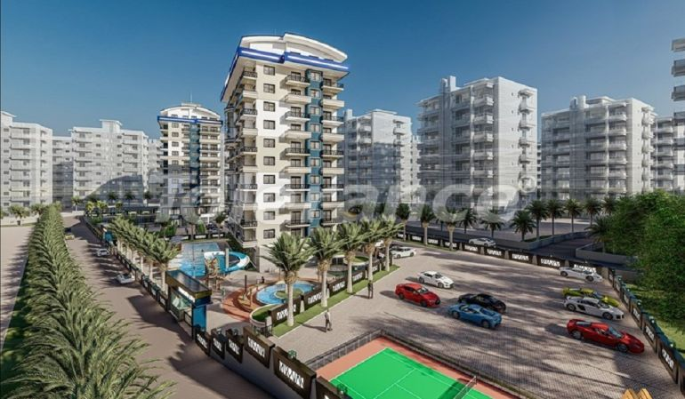 Affordable apartments in Avsallar, Alanya from the developer - 39571   Tolerance Homes