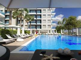 Elite apartments in Mahmutlar, Alanya in a hotel type complex - 39625 | Tolerance Homes