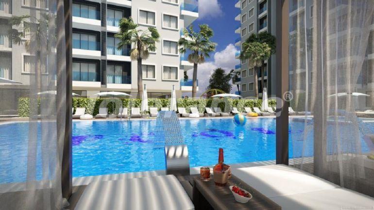 Elite apartments in Mahmutlar, Alanya in a hotel type complex - 39623 | Tolerance Homes