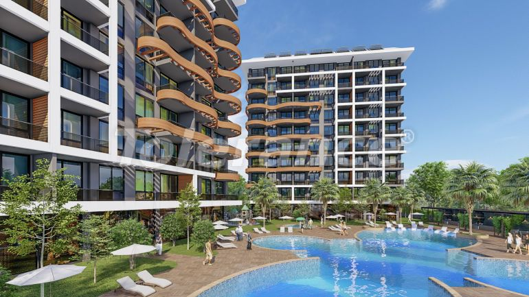 Apartments in Avsallar, Alanya in a modern complex, by installments from the developer - 39697   Tolerance Homes
