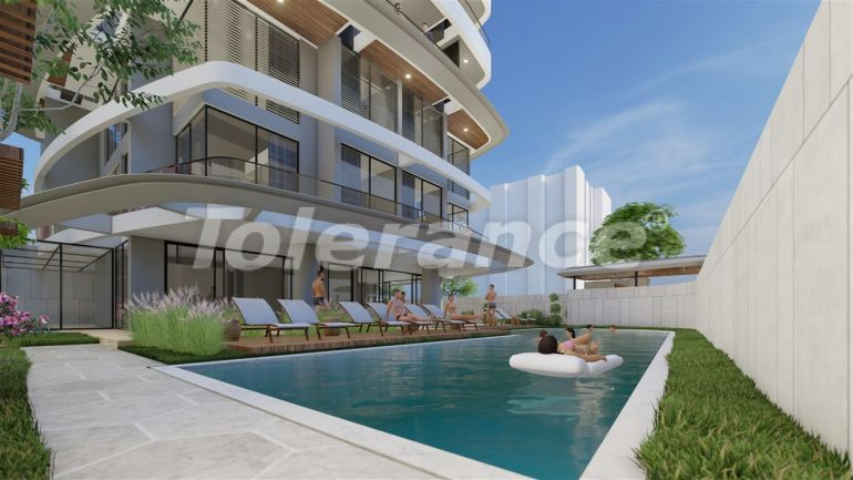 Modern the new complex close to the famous Cleopatra beach - 39749   Tolerance Homes