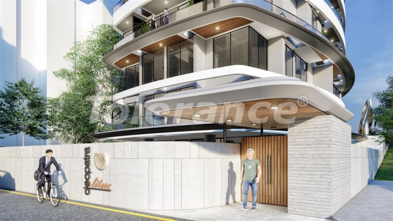 Modern the new complex close to the famous Cleopatra beach - 39748   Tolerance Homes