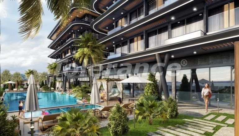 Modern apartments in Alanya from a reliable developer - 39760   Tolerance Homes