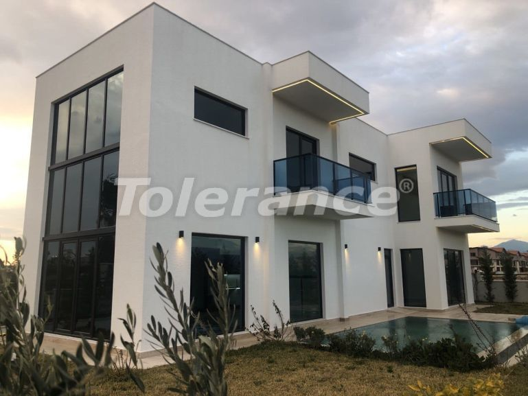 Detached villa in the center of Belek with a rental guarantee and possibility to obtain Turkish citizenship - 39793 | Tolerance Homes