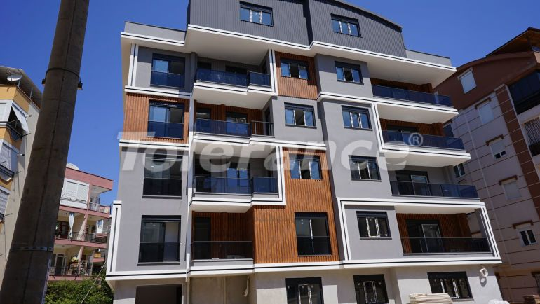 Apartments in Muratpaşa, Antalya in the city center from the developer - 42426   Tolerance Homes