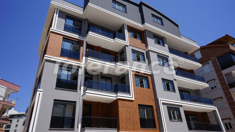 Apartments in Muratpaşa, Antalya in the city center from the developer - 42424   Tolerance Homes