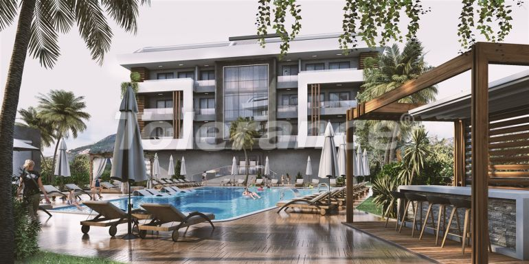 New apartments in OBA, Alanya from the developer - 39998   Tolerance Homes