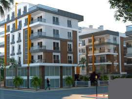Spacious apartments in Muratpasha, Antalya in a complex with an outdoor pool from the developer - 40034 | Tolerance Homes