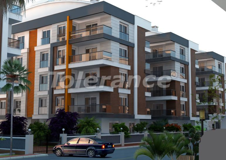 Spacious apartments in Muratpasha, Antalya in a complex with an outdoor pool from the developer - 40032 | Tolerance Homes
