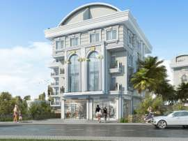 Modern apartments in Oba, Alanya in a hotel-type complex - 40060   Tolerance Homes