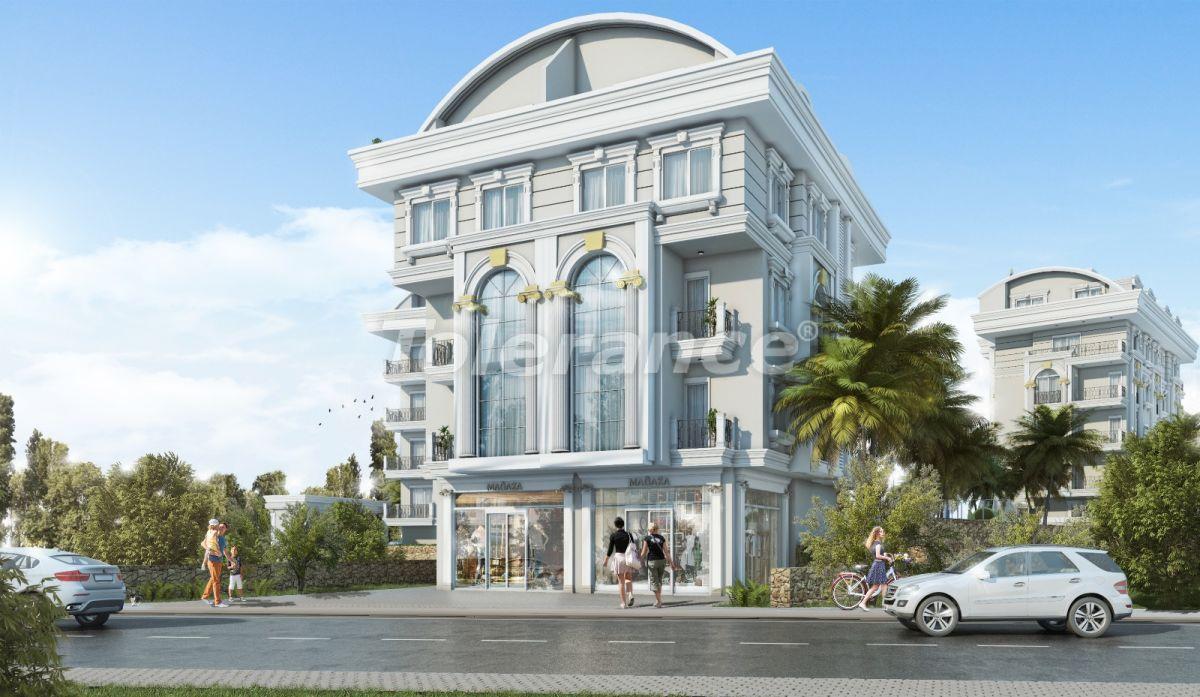 Wohnungen zum kauf in Alanya