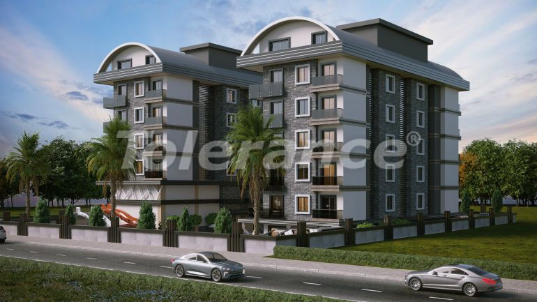 New apartments in Kargicak, Alanya from the developer - 40169 | Tolerance Homes