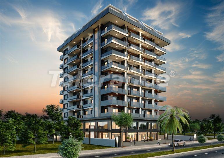 Elite apartments in Mahmutlar, Alanya by installments from the developer - 40186   Tolerance Homes