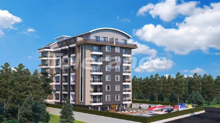 Modern apartments in Gazıpasha from the developer - 40195   Tolerance Homes