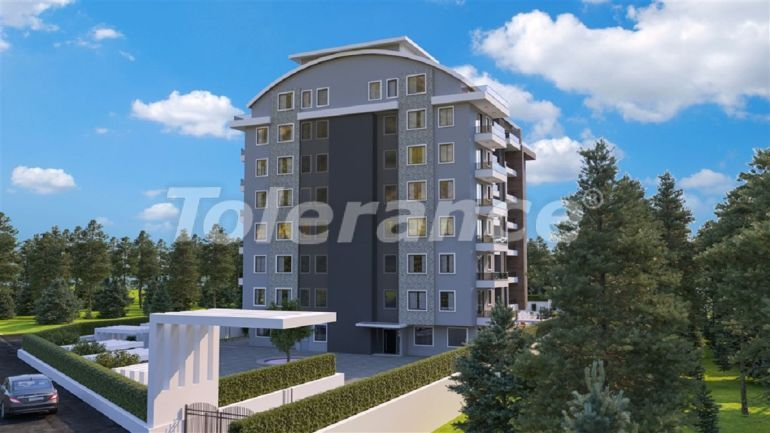 Modern apartments in Gazıpasha from the developer - 40196   Tolerance Homes