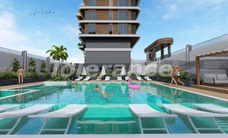 Modern apartments in Kestel , Alanya by installments from the developer - 40376 | Tolerance Homes