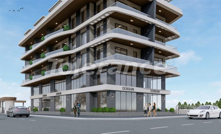 Modern apartments in Kestel , Alanya by installments from the developer - 40370 | Tolerance Homes