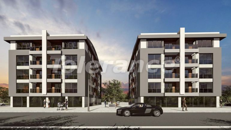 Modern apartments in Muratpaşa, Antalya with installments from the developer - 40402 | Tolerance Homes