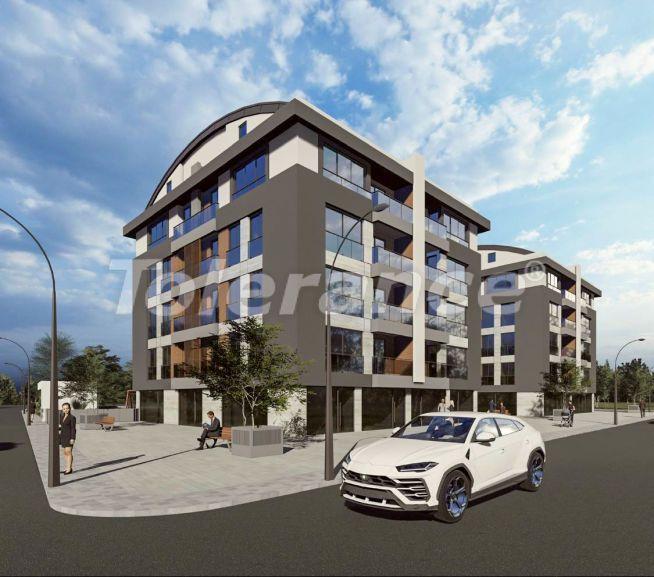Modern apartments in Muratpaşa, Antalya with installments from the developer - 40401 | Tolerance Homes