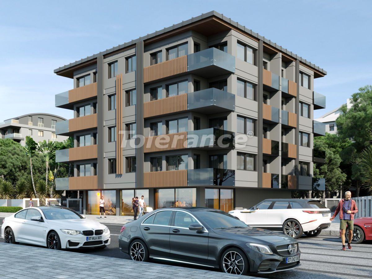 Wohnungen zum kauf in Antalya