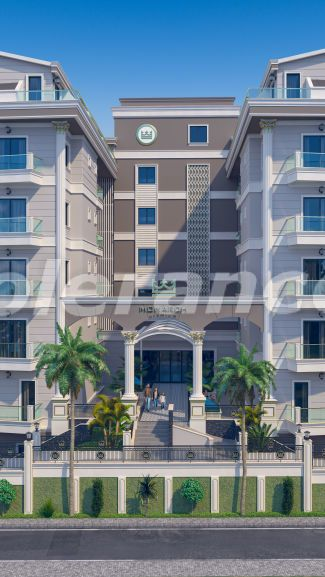 Affordable apartments in Kargicak, Alanya profitable for investment with installments up to 1 year - 40517   Tolerance Homes