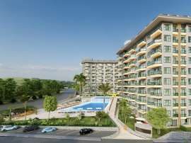 Modern apartments from a reliable developer in Avsallar, Alanya - 40628 | Tolerance Homes
