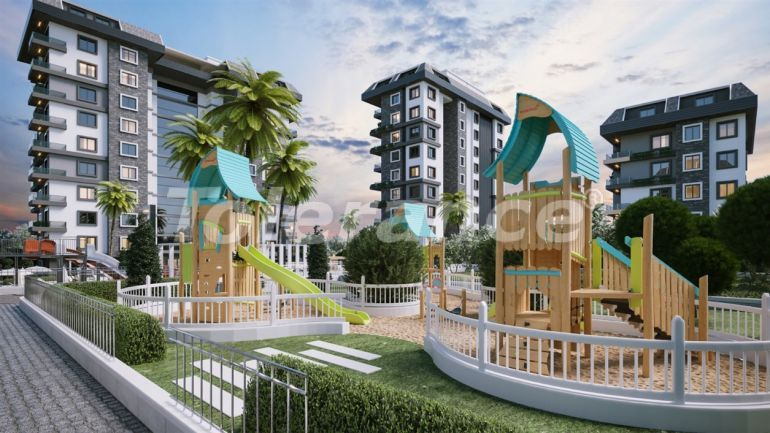 Apartments in Avsallar, Alanya profitable for investment with installments payment - 40675 | Tolerance Homes