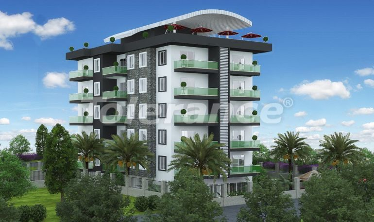 Affordable one-bedroom apartments in Avsallar, Alanya from the developer - 40717 | Tolerance Homes