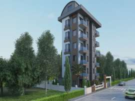 Modern apartments in Kestel, Alanya close to the sea - 40751 | Tolerance Homes