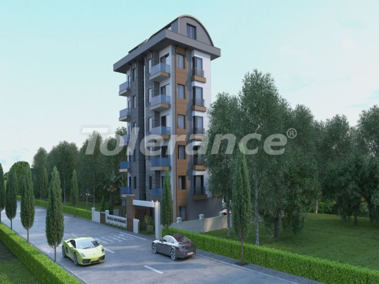 Modern apartments in Kestel, Alanya close to the sea - 40750 | Tolerance Homes