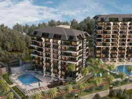 Apartments in Avsallar, Alanya by installments from the developer in a hotel-type complex - 40778 | Tolerance Homes