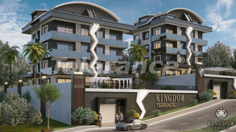 Luxury apartments in Alanya - 40842 | Tolerance Homes