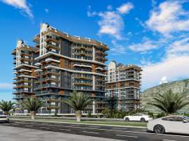 Exclusive apartments in Mahmutlar, Alanya from a reliable developer in a hotel-type complex, 50 m to the sea - 40865 | Tolerance Homes