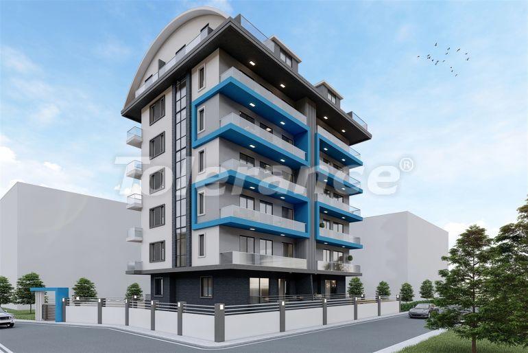Modern apartments in Mahmutlar, Alanya close to the sea - 40935 | Tolerance Homes