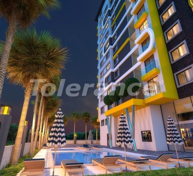 Modern apartments from a reliable developer in Mahmutlar, Alanya, only 200 m to the sea - 41129 | Tolerance Homes