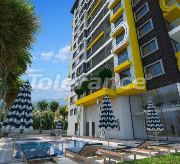 Modern apartments from a reliable developer in Mahmutlar, Alanya, only 200 m to the sea - 41128 | Tolerance Homes
