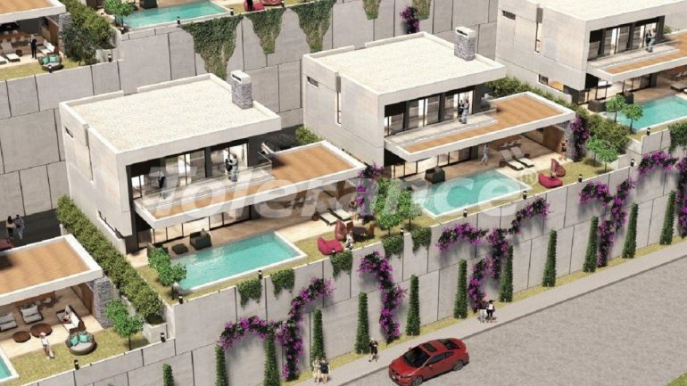 Modern villas in an exclusive complex - 41182 | Tolerance Homes