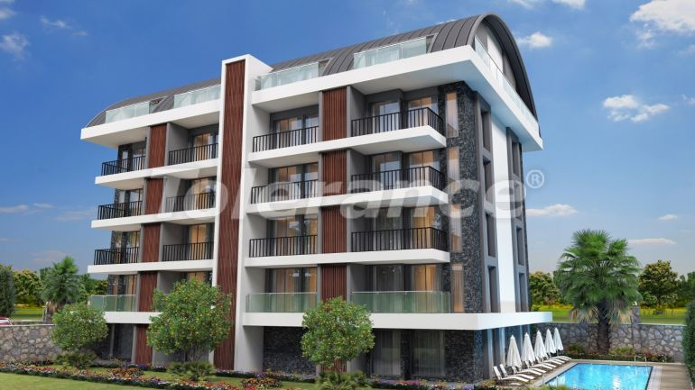 Modern apartments from a reliable developer in Oba, Alanya - 41279 | Tolerance Homes
