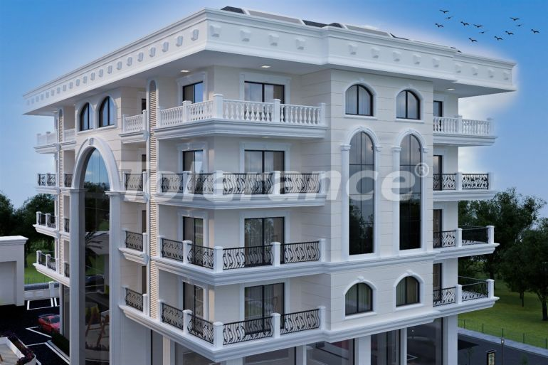 Spacious apartments in Alanya, just 600 m to the sea - 41364 | Tolerance Homes