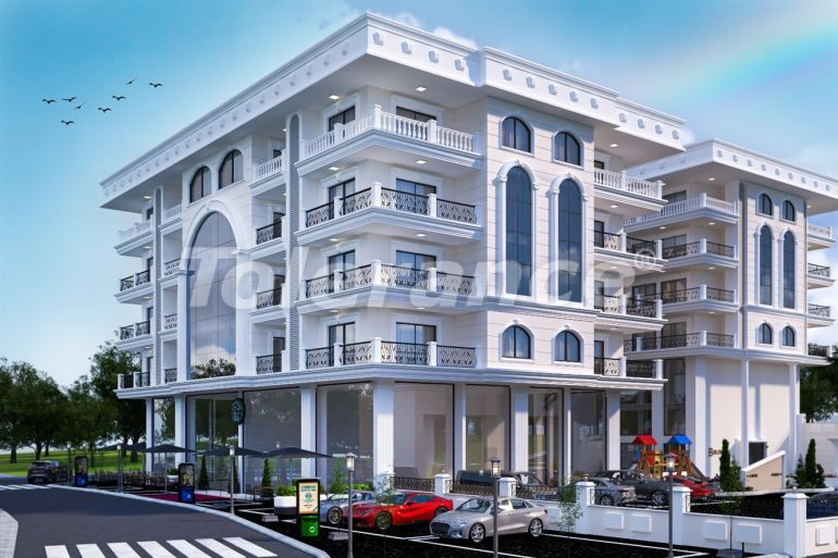 Spacious apartments in Alanya, just 600 m to the sea - 41352 | Tolerance Homes