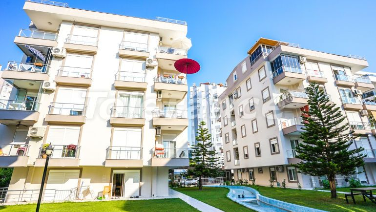 One-bedroom apartment in Liman, Konyaalti with furniture and appliances, just 750 meters from the sea - 41559   Tolerance Homes