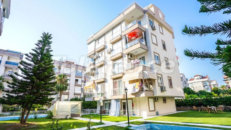 One-bedroom apartment in Liman, Konyaalti with furniture and appliances, just 750 meters from the sea - 41557   Tolerance Homes