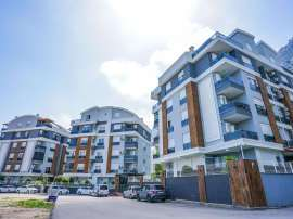 Two-bedroom apartment in Hurma, Konyaalti in a complex with a swimming pool - 41711   Tolerance Homes